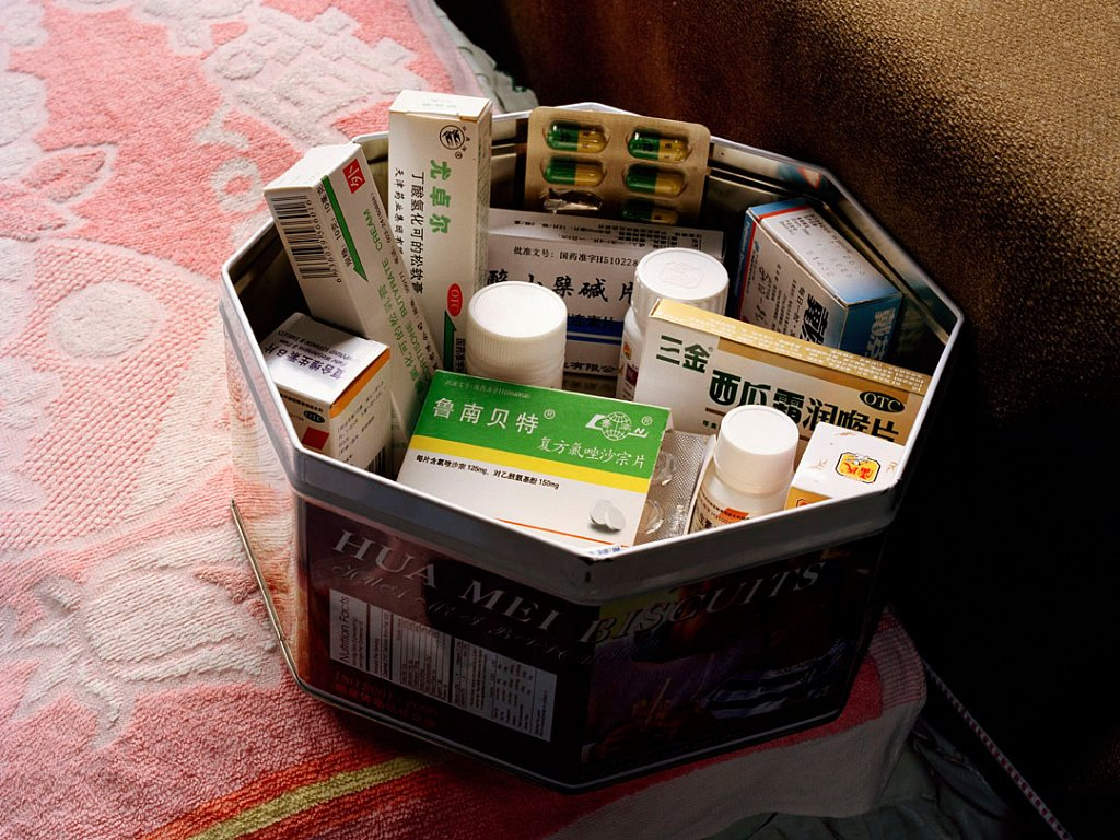 Mrs Ji's Medications