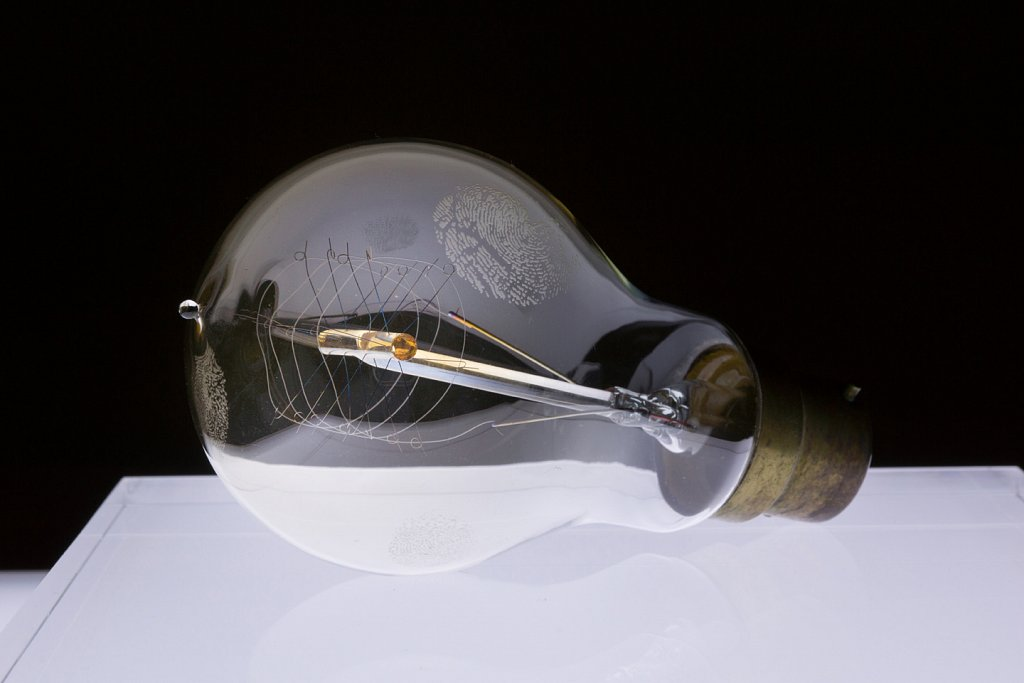 Lightbulb (Grorge Armstrong)
